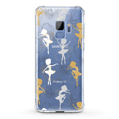 Lex Altern TPU Silicone Phone Case Cute Girl Dancer
