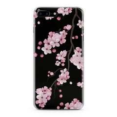 Lex Altern Pink Blossom Phone Case for your iPhone & Android phone.