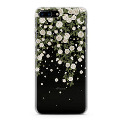 Lex Altern White Flowers Phone Case for your iPhone & Android phone.