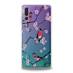 Lex Altern Floral Branches Huawei Honor Case