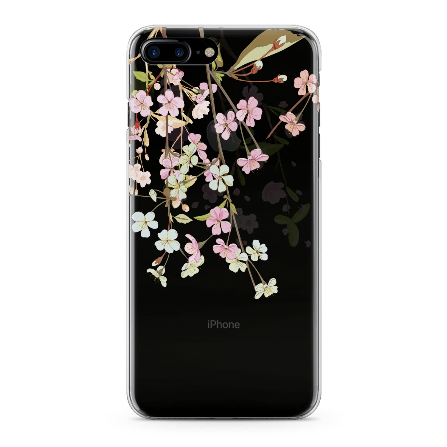 Lex Altern Cute Flowers Phone Case for your iPhone & Android phone.