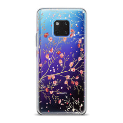 Lex Altern TPU Silicone Huawei Honor Case Watercolor Flowers
