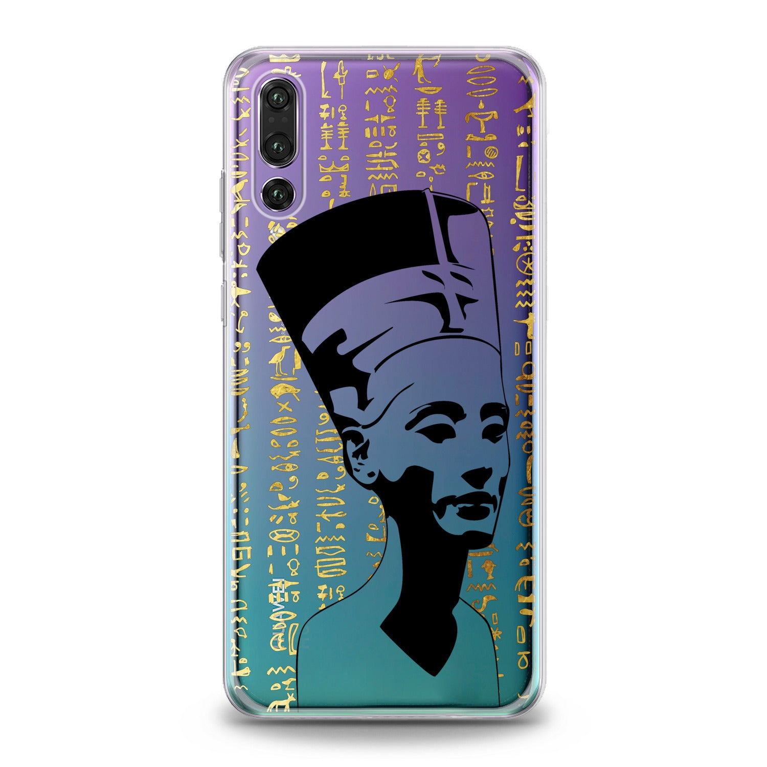 Lex Altern Nefertiti Queen Huawei Honor Case