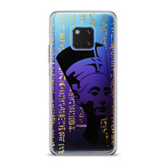 Lex Altern TPU Silicone Huawei Honor Case Nefertiti Queen