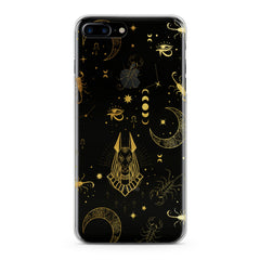 Lex Altern Golden Anubis Phone Case for your iPhone & Android phone.
