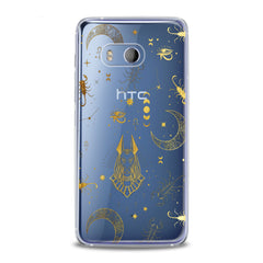 Lex Altern Golden Anubis HTC Case