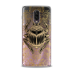 Lex Altern TPU Silicone Phone Case Black Scarab