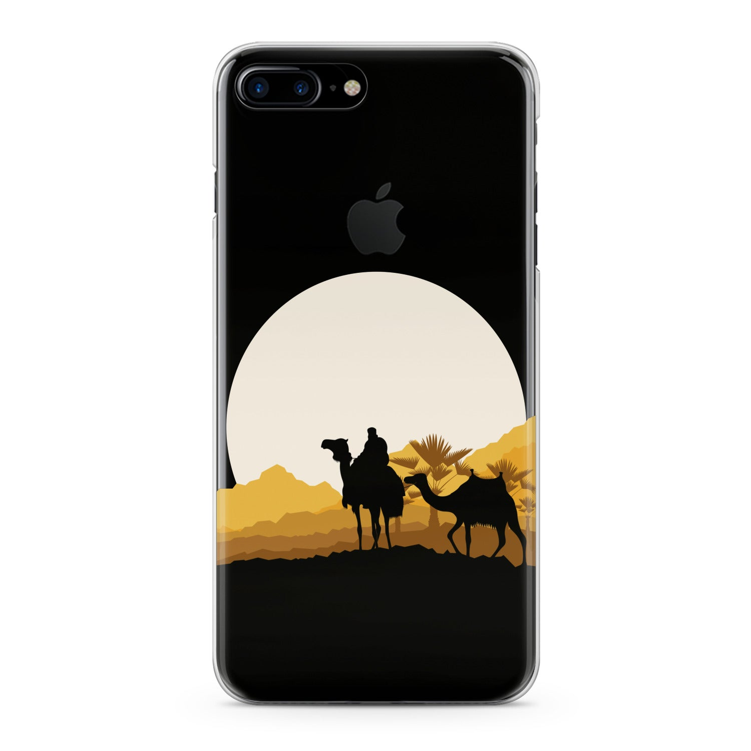 Lex Altern Desert View Phone Case for your iPhone & Android phone.