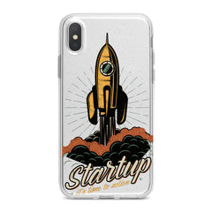 Lex Altern Yellow Rocket Phone Case for your iPhone & Android phone.