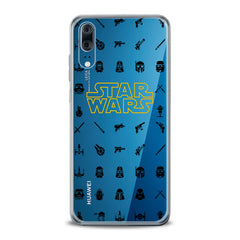Lex Altern TPU Silicone Huawei Honor Case Star Wars