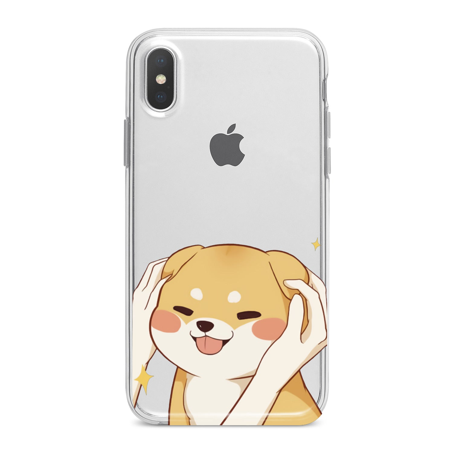 Lex Altern Kawaii Shiba Inu Phone Case for your iPhone & Android phone.