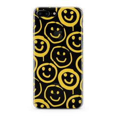 Lex Altern Smile Pattern Phone Case for your iPhone & Android phone.