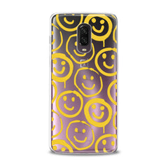 Lex Altern TPU Silicone Phone Case Smile Pattern