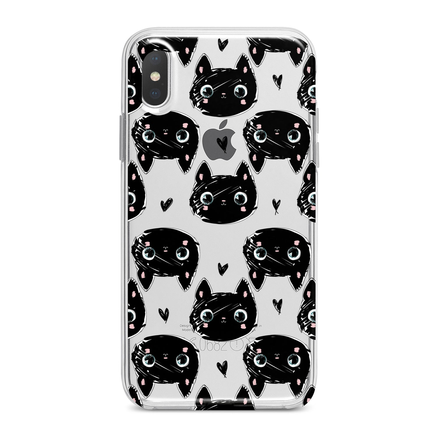Lex Altern Black Cats Phone Case for your iPhone & Android phone.