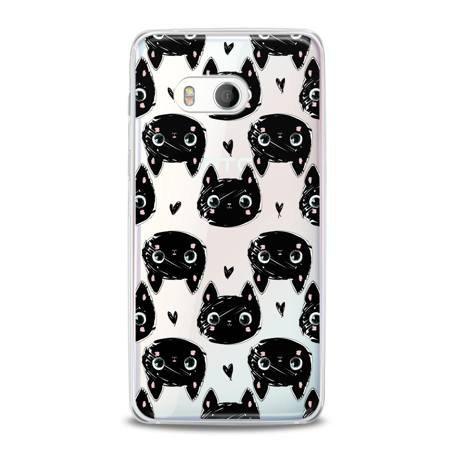 Lex Altern Black Cats HTC Case
