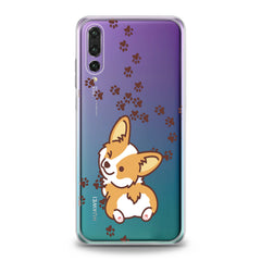 Lex Altern Puppy Corgi Huawei Honor Case