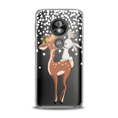 Lex Altern TPU Silicone Phone Case Cute Deer