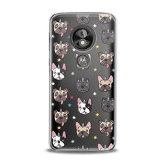 Lex Altern TPU Silicone Phone Case Cute Dog Pttern