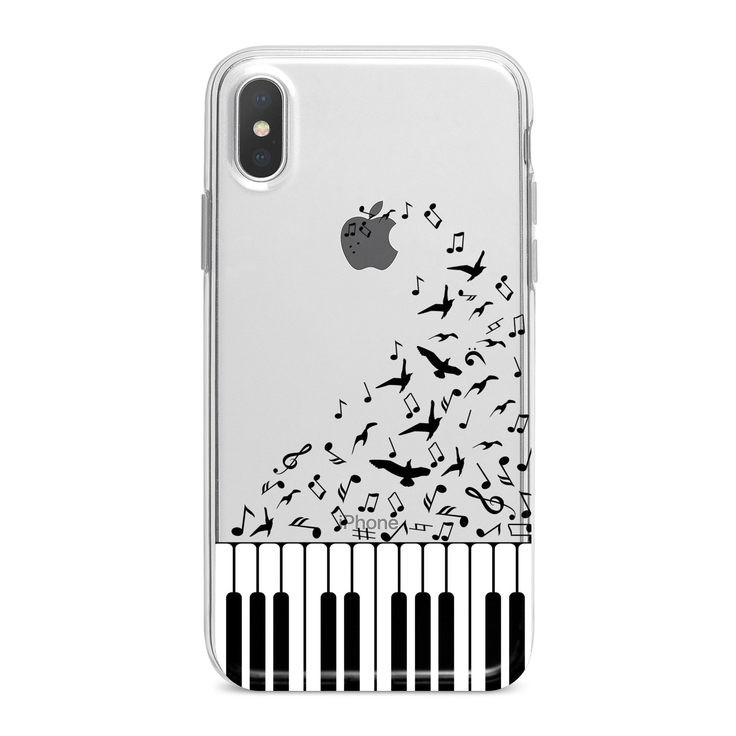 Lex Altern Piano Keys Phone Case for your iPhone & Android phone.