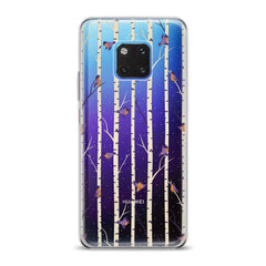 Lex Altern TPU Silicone Huawei Honor Case Birch Tree
