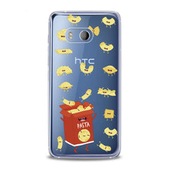 Lex Altern Pasta Box HTC Case