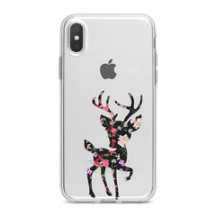 Lex Altern Kawaii Floral Deer Phone Case for your iPhone & Android phone.