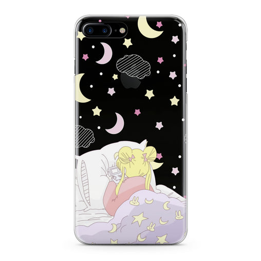 Lex Altern Dreamy Sailor Moon Phone Case for your iPhone & Android phone.