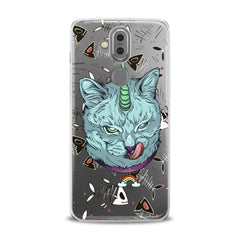 Lex Altern TPU Silicone Phone Case Green Unicat