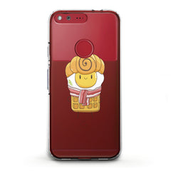 Lex Altern TPU Silicone Phone Case Cute Breakfast