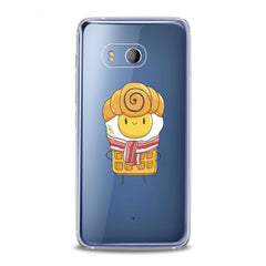 Lex Altern Cute Breakfast HTC Case