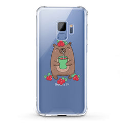 Lex Altern TPU Silicone Phone Case Kawaii Baby Bear