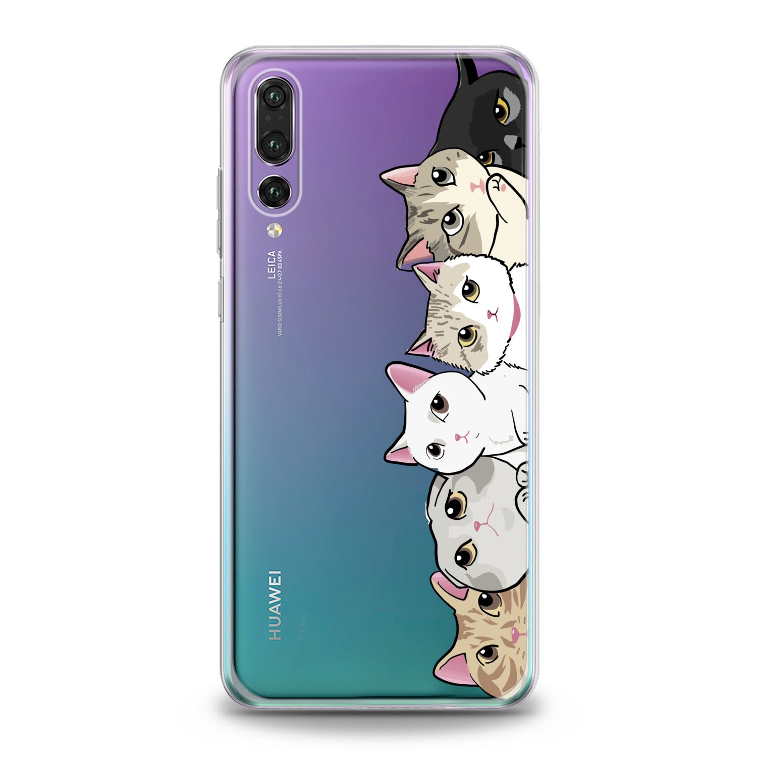 Lex Altern Right Cats Huawei Honor Case