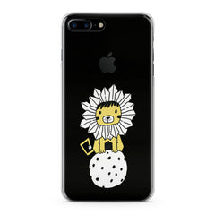 Lex Altern Drawing Baby Lion Phone Case for your iPhone & Android phone.