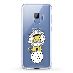 Lex Altern TPU Silicone Phone Case Drawing Baby Lion