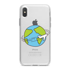 Lex Altern Around World Print Phone Case for your iPhone & Android phone.