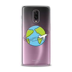 Lex Altern TPU Silicone Phone Case Around World Print