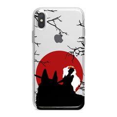 Lex Altern Mononoke Princess Phone Case for your iPhone & Android phone.
