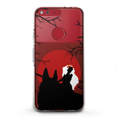 Lex Altern TPU Silicone Phone Case Mononoke Princess