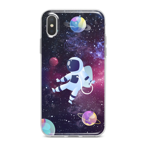 Lex Altern Drawing Astronaut Phone Case for your iPhone & Android phone.
