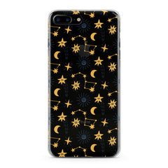 Lex Altern Yellow Constellations Phone Case for your iPhone & Android phone.