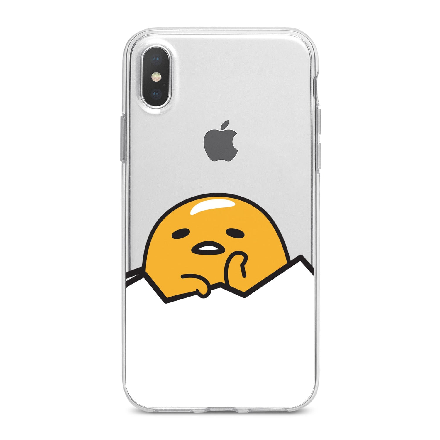 Lex Altern Sad Yolk Phone Case for your iPhone & Android phone.