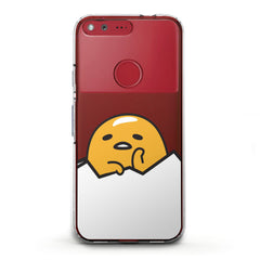 Lex Altern TPU Silicone Phone Case Sad Yolk