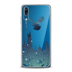 Lex Altern TPU Silicone Huawei Honor Case Owl Harry Castle