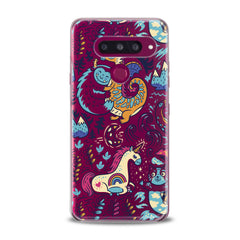 Lex Altern TPU Silicone Phone Case Magic Animals