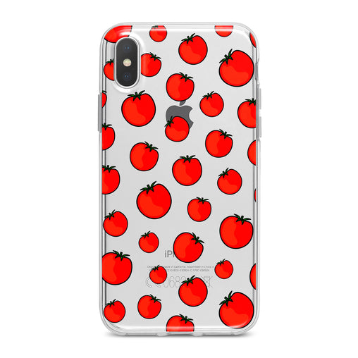 Lex Altern Bright Tomatoes Phone Case for your iPhone & Android phone.