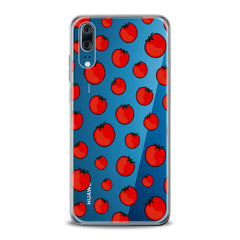 Lex Altern TPU Silicone Huawei Honor Case Bright Tomatoes