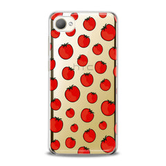 Lex Altern TPU Silicone HTC Case Bright Tomatoes