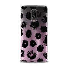 Lex Altern TPU Silicone Phone Case Black Artwork