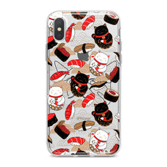 Lex Altern Japanese Cats Phone Case for your iPhone & Android phone.