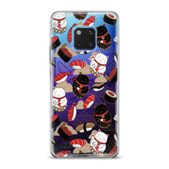 Lex Altern TPU Silicone Huawei Honor Case Japanese Cats